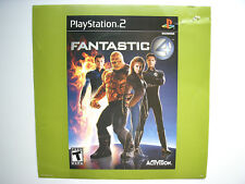 ⭐️ FANTASTIC 4 Video Game POSTER Store Display Activision PLAYSTATION 2 FOUR ⭐️