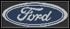 Ford - Cross Stitch Chart/Pattern/Design/XStitch