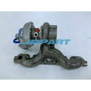 New STD 4HG1 Turbocharger For Isuzu Engine