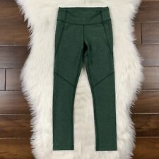 Outdoor Voices Women's Size XS Hunter Green 3/4 Warmup Leggings Pants