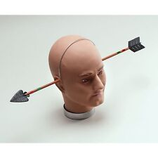 HALLOWEEN HORROR ARROW THROUGH HEAD - mens womens fancy dress accessory