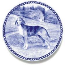 Dunker - Dog Plate made in Denmark from the finest European Porcelain