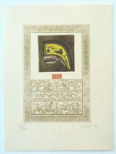 Malou Hung, Hong Kong, Exlibris  Radierung etching I