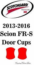 3M Scotchgard Paint Protection Film Clear Pre-Cut 2013 2014 2015 2016 Scion FR-S