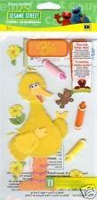 SESAME STREET Stickers JOLEES BOUTIQUE - BIG BIRD CUTE!