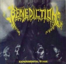BENEDICTION Experimental Stage - Printed Patch / Gedruckter Aufnaeher - 162709