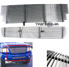2001-2003 FORD RANGER XLT 4WD/EDGE UPPER +BUMPER LOWER BILLET GRILLE GRILL COMBO