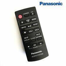 Panasonic Audio System N20AYB000984 Remote Control CD Bluetooth IPOD RADIO