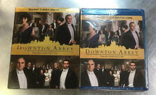 Downton Abbey (Movie, 2019) (Blu-ray + Dvd + Digital) New w/Slipcover