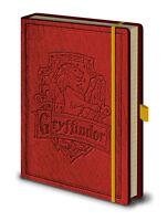 Harry Potter - Gryffindor - Notizbuch A5, Notebook, Block Größe 15x21 cm