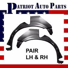 PAIR Honda Accord 4 DR 86-89 Rear Wheel Arch Quarter Panel Fenders LH & RH