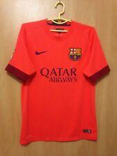Barcelone Espagne 2014/2015 away football shirt jersey camiseta NIKE