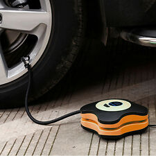 Portable 12V 40psi Car Tire Pump Air Compressor Travel Emergency Inflating Tool