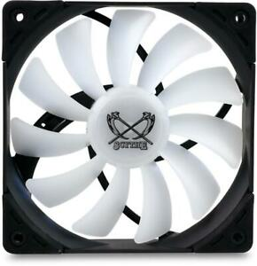Scythe Kaze Flex 120mm RGB 1200 RPM Quiet Case Fan