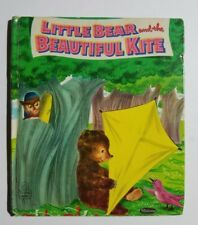 TELL-A-TALES  HC: LITTLE BEAR AND THE BEAUTIFUL KITE  #2532 - 1955