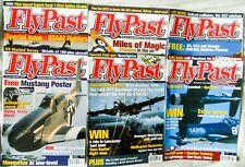 FlyPast January - June 2003 Mustang Dam Busters Lightnings Thunderbolt Lancaster