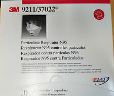 3M 9211/37022 Particulate Respirator N95 Mask