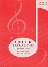 The Teddy Bear's Picnic - Children's Version - 2000s Sheet Music