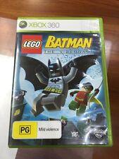 LEGO Batman Xbox 360 (works on Xbox One)