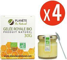 Gelée Royale Bio Naturelle Abeilles Protection Sante Pollen Nectar Bienfaits