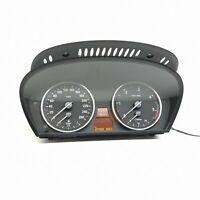 BMW 5-Ser E60 E61 2008 Diesel Km/H Tachimetro Gruppo Strumentazione 9177261