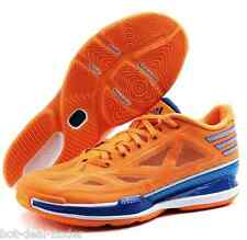 ADIDAS ADIZERO = SIZE 15 = CRAZY LIGHT 3 LOW ORANGE BLUE MENS SHOES L# G99404