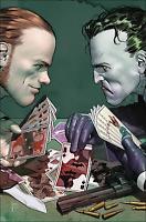 BATMAN #28 MIKEL JANIN COVER WAR OF JOKES AND RIDDLES PART 4 DC REBIRTH JOKER