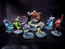 Wyrd, Malifaux, Vengeful Spirits, Painted. W/stat cards.