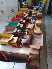 Roberts 1940's Pressed Steel Dump Trucks For Customs