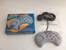 Competition Pro Controlador de Juego con Caja Original, Para Super Nintendo SNES RETRO