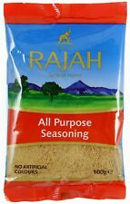 Rajah All Purpose Seasoning 100g  Best Quality.