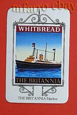 HMS Royal Yacht, The Britannia, Marlow, Buckinghamshire  - 1974 Pub Card