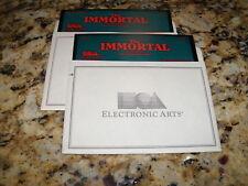 "The Immortal (IBM, 1991) 5.25"" floppy disks"
