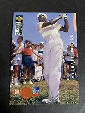 Michael Jordan - 1994-95 Upper Deck Collectors Choice  #204 Pro Files Golf (E23)