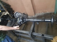 1989-1996 FORD BRONCO FULL SIZE REAR END/DIFFERENTIAL 3.55 RATIO WITH ABS