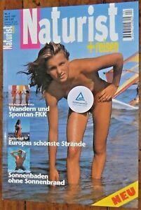 FKK Naturist & Reisen - Nr. 4  April 1997 - Sehr gut erhalten --- Neuwertig
