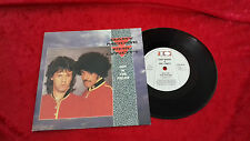 """Gary Moore Phil Lynott out in the fields UK 7"""""""