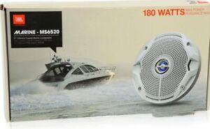 """JBL MS9520 600 Watt 6"""" x 9"""" MS Series 2-Way Coaxial Marine Speakers NEW"""