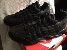 Nike Air Max 95 Essential Black/Dark Grey Men's Size 12 - NEW