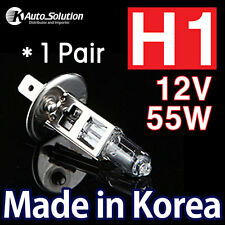 Fits FORD FESTIVA(09-11) FOCUS H1 12V 55W Halogen Headlight Globes High Beam