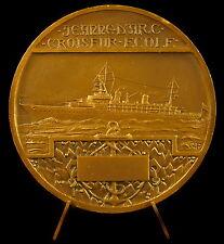 Médaille Croiseur navire école Jeanne d'arc Navy ship Orleans Joan of arc Medal