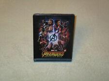 Avengers: Infinity War [Blu-ray 3D & 2D Steelbook - Blufans] (steelbook only)
