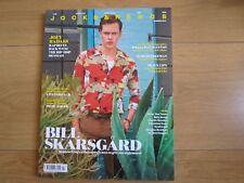 Jocks & Nerds Magazine June 2017 Bill Skarsgard,Dries Van Noten,Joey Badsass New