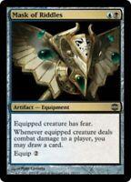 Mask of Riddles - Foil x4 Magic the Gathering 4x Alara Reborn mtg card lot