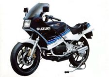 Aoshima 1/12 BIKE Suzuki RG250 Γ Plastic Model Kit from Japan NEW