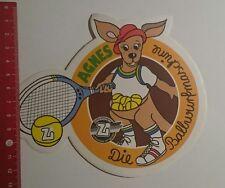 Aufkleber/Sticker: Zentrasport die Ballwurfmaschine Agnes (031116114)