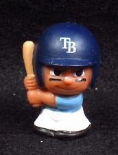 "MLB TEENYMATES ~ 1"" Batter Figure ~ Series 1 ~ Tampa Bay Rays ~ Minifigure"