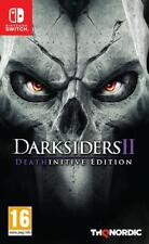 Jeu Nintendo Interrupteur Darksiders II 2 Deathinitive Edition [ Ed. Eu 2019 ]