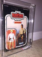 AFA 85 Star Wars 1980 Kenner Luke Skywalker ESB 32 Back-A (C85 B85 F80) CLEAR