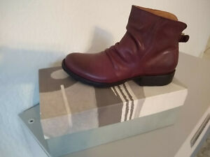 Fiorentini Baker Elina 18 Cusna Dark Chile Sz. 39 9 Woman Dress Shoe Ankle Boot